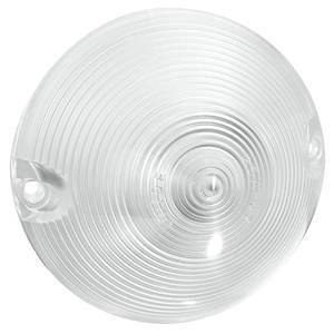 DeVille Back-Up Lamp Lens, 1957 - W/Guide Markings