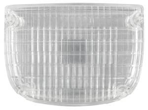 Cadillac Fog Lamp Lens, 1958