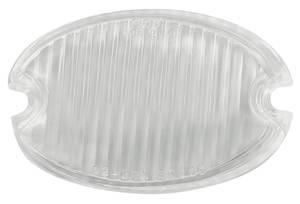 Cadillac Fog Lamp Lens, 1959 (Plastic)