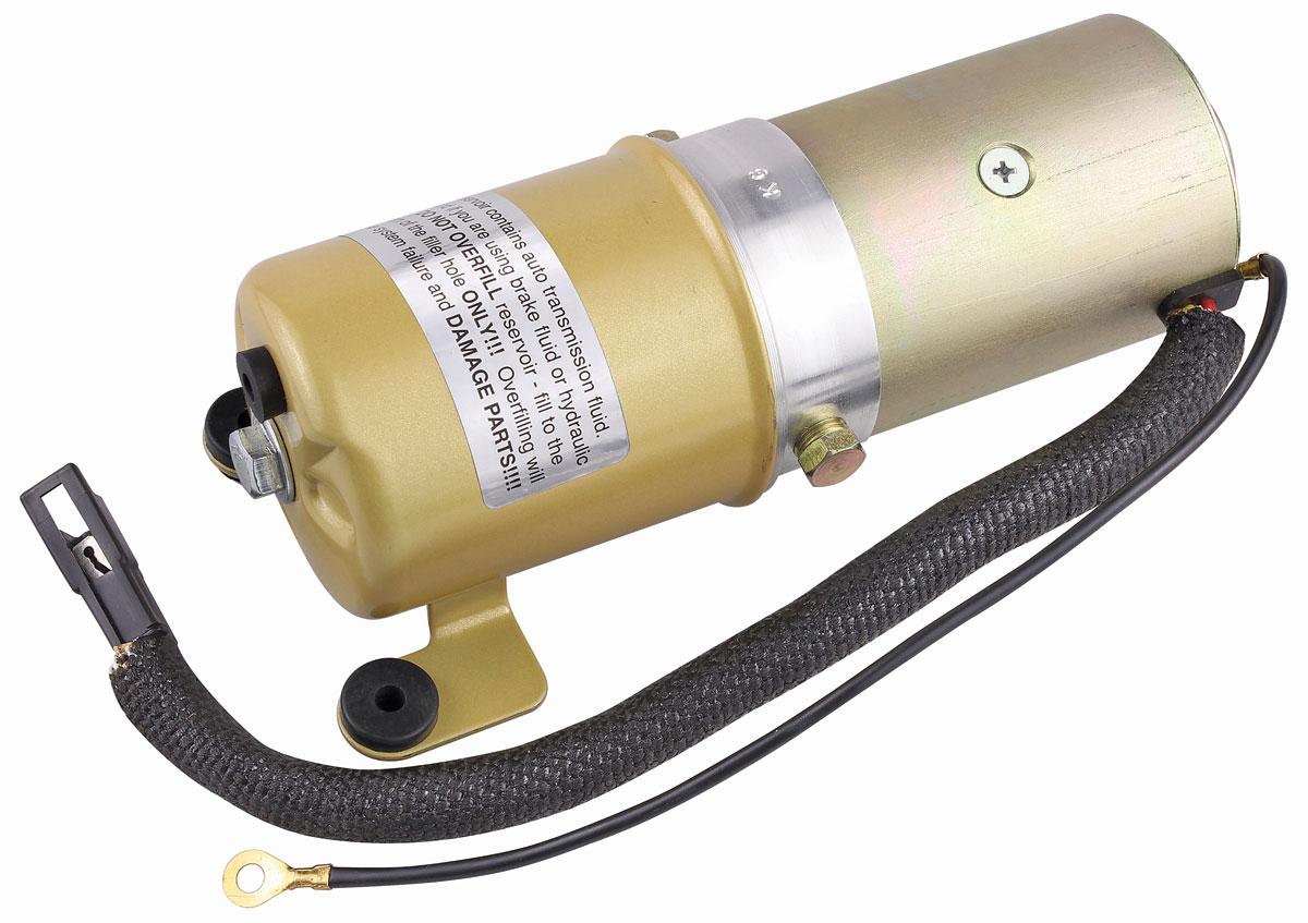 Photo of Convertible Top Pump Motor Assembly Bonneville/Catalina