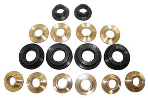 1971-76 Cadillac Convertible Top Frame Bushings (Eldorado)