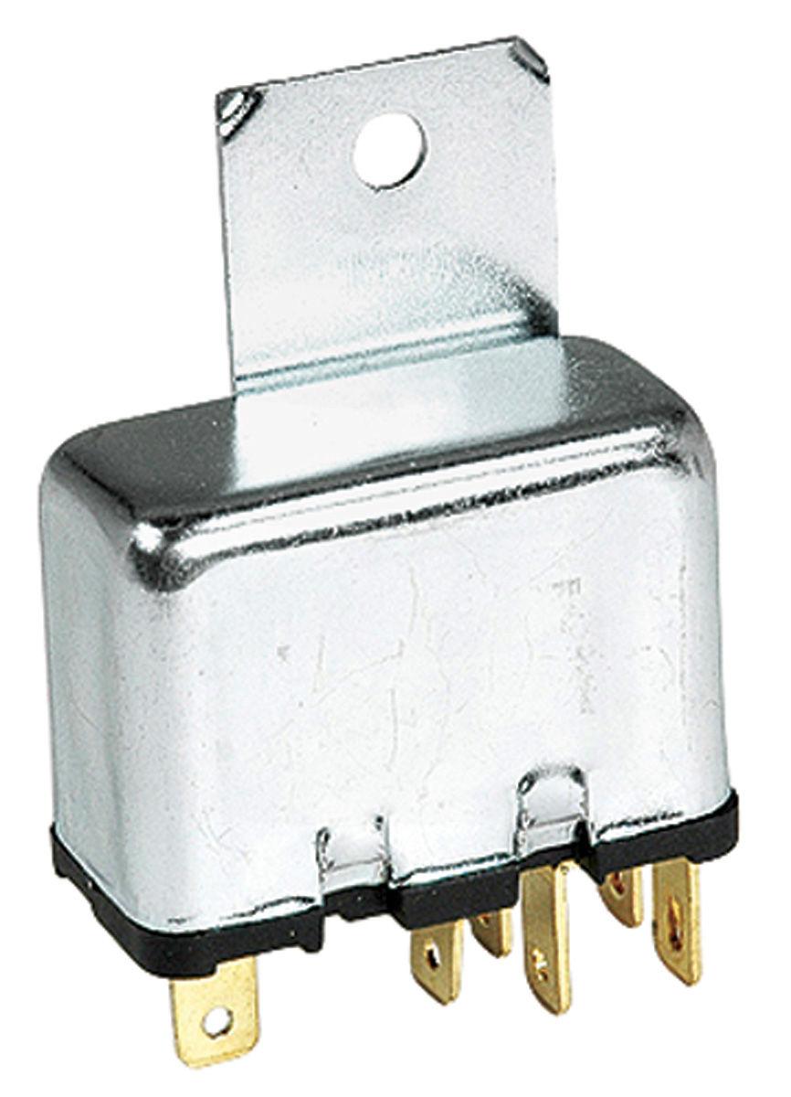 1971 78 Convertible Top Motor Relay Eldorado Wiring Diagram For 2001 Cadillac