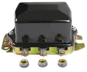 1958-62 Cadillac Voltage Regulator with 45-AMP Generator