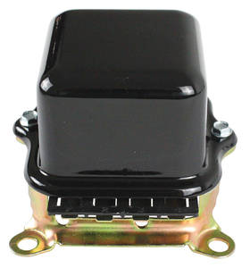 1963-1972 Cadillac Voltage Regulator (Except 62-AMP, 63-AMP, 130-AMP Alternator), by Lectric Limited