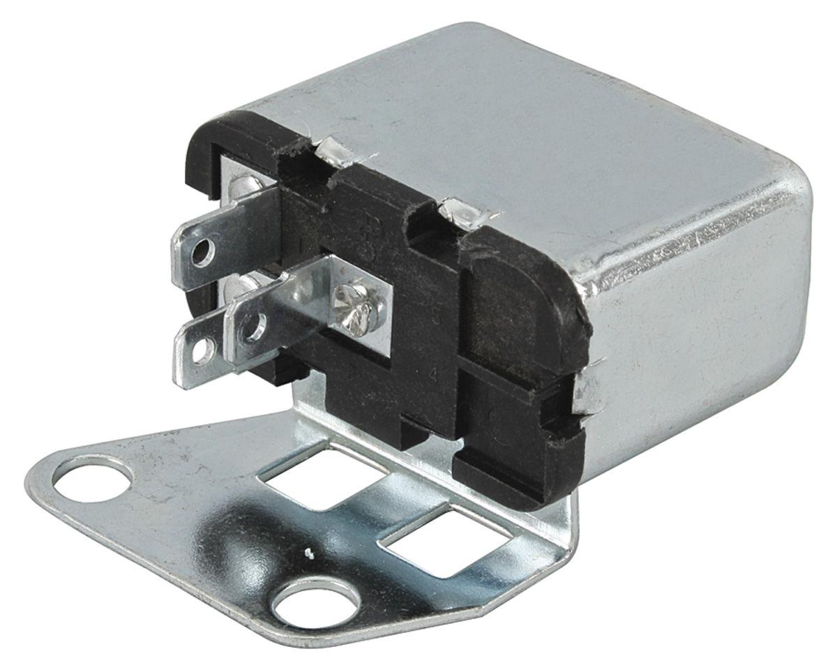 1962 corvette horn relay wiring diagram