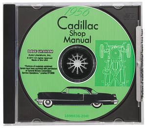 Factory Shop Manual CD-ROM