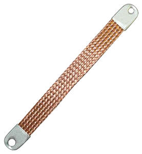 1957-1967 Cadillac Ground Strap: Engine To Frame, by Lectric Limited