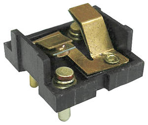 1958-59 Cadillac Power Window Switch Base (CTR Notch)