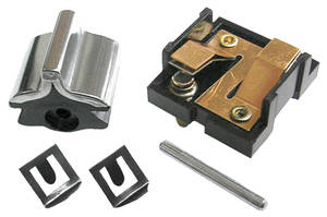 1958-1969 Cadillac Power Window Switch Kit (1-Button)