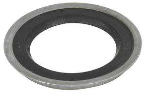 Cadillac Wheel Seal, Front (with Drum; Except 1967-68 Eldorado)