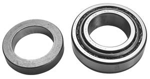 1970-76 Cadillac Wheel & Axle Bearing; Rear (Calais, DeVille & Fleetwood)
