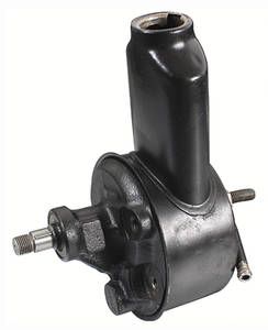 1965-66 LeMans Steering Pump & Reservoir; Power (Remanufactured) All Motors