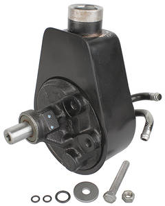 1976-78 Cadillac Power Steering Pump & Reservoir (Eldorado, Commercial Chassis, Limosine, Series 75)