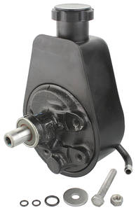 1976-79 DeVille Power Steering Pump & Reservoir (Seville)