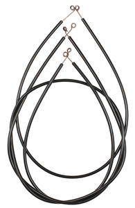 1959-1959 Cadillac Heater Control Cables (Three-Piece), by Old Air Products