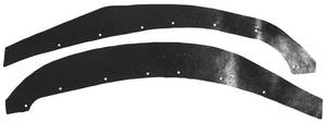 1965-66 Cadillac Fender To Body Seals (Except Series 75)