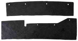 1967 Cadillac Radiator Seal - Radiator To Body (Eldorado) Two-Piece