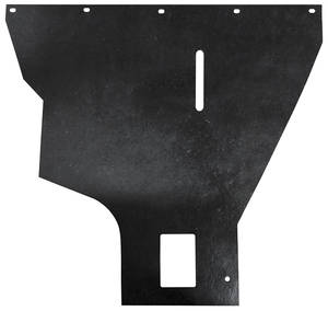 1976 Cadillac Radiator Seal - Core Support To Frame Crossmember (Seville)
