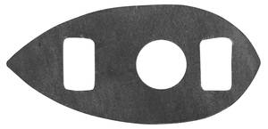 1957-58 Eldorado Mirror Gasket, Outside