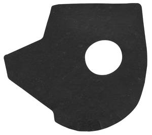 1958 Cadillac Gas Filler Dust Shield Seal