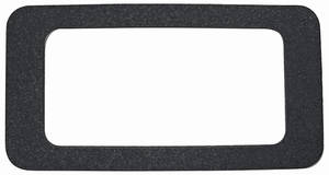1957-1958 Cadillac Dome Light Lens Gasket (Except Convertible)