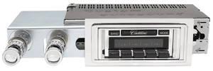 1961-62 Eldorado Stereo, Custom Autosound USA-630