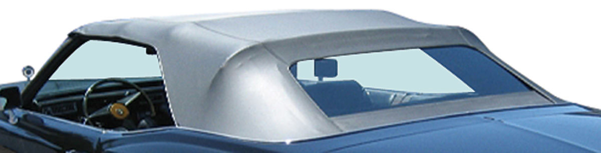 Photo of Convertible Top with Plastic Window