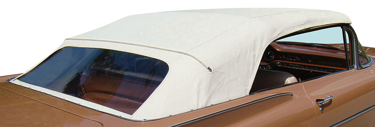 Photo of Convertible Top Bonneville/Catalina With Plastic Window