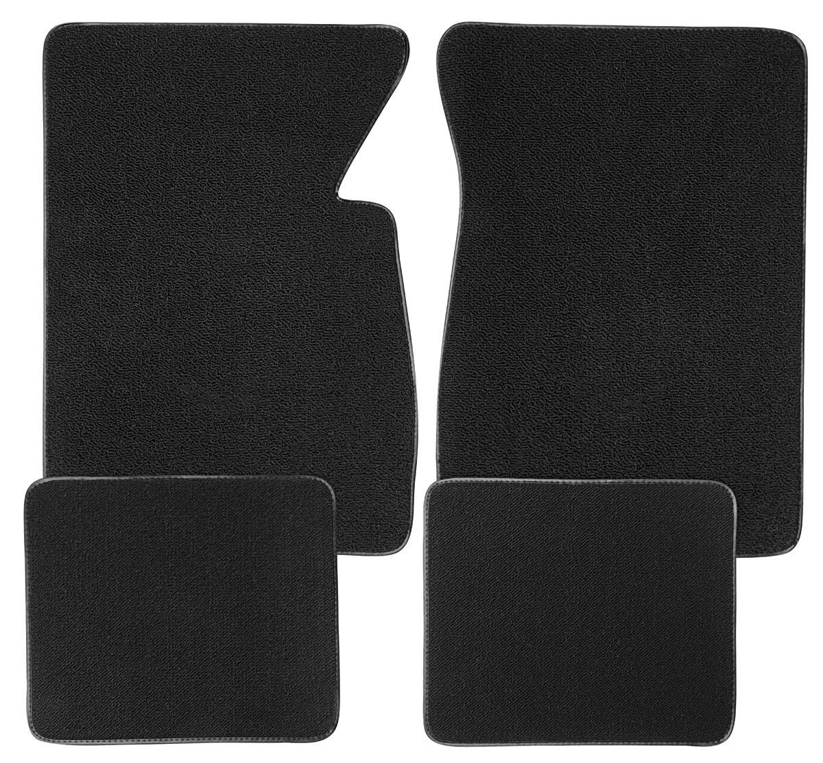 Photo of Floor Mats, Carpet Matched Oem Style Carpet plain, Bonneville & Catalina