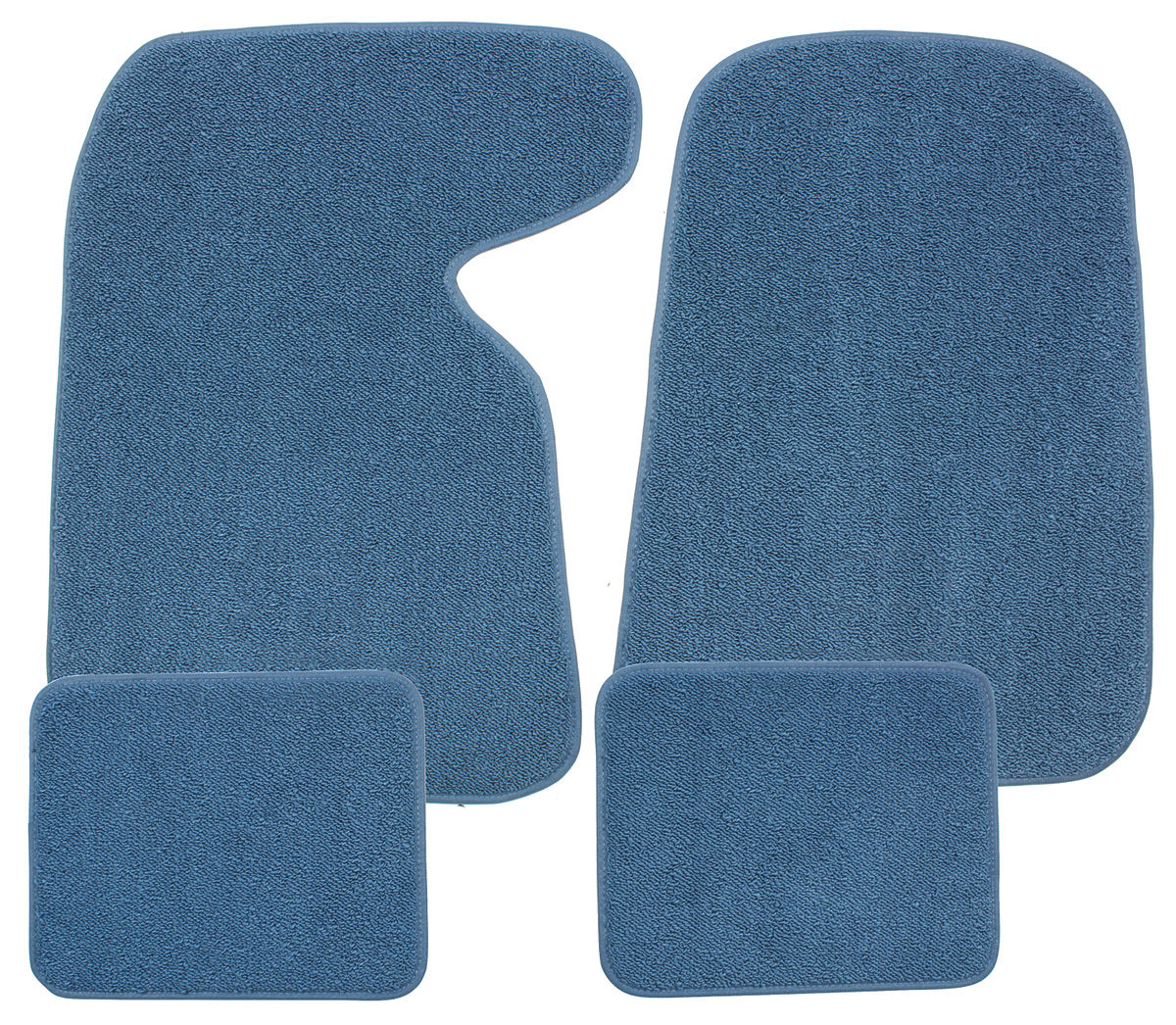 "Photo of Floor Mats, Carpet Matched Oem Style Cadillac ""V"""