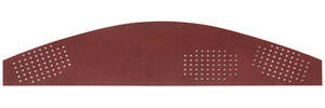 1967-70 Cadillac Package Tray, Rear Seat (Deluxe Mesh) - Eldorado without Defroster (Speaker: Two Driver/One Passenger)