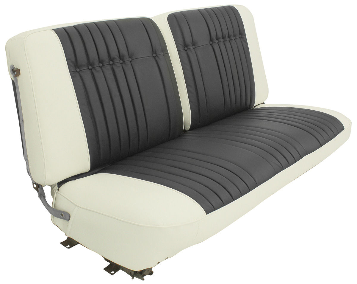 Cadillac Seat Upholstery 1960 Coupe DeVille