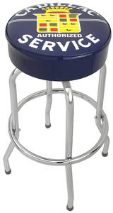 "Bar Stool ""Cadillac Service"""