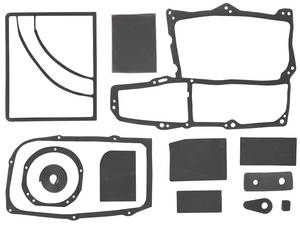 1964-67 Chevelle Heater Box Seal w/AC