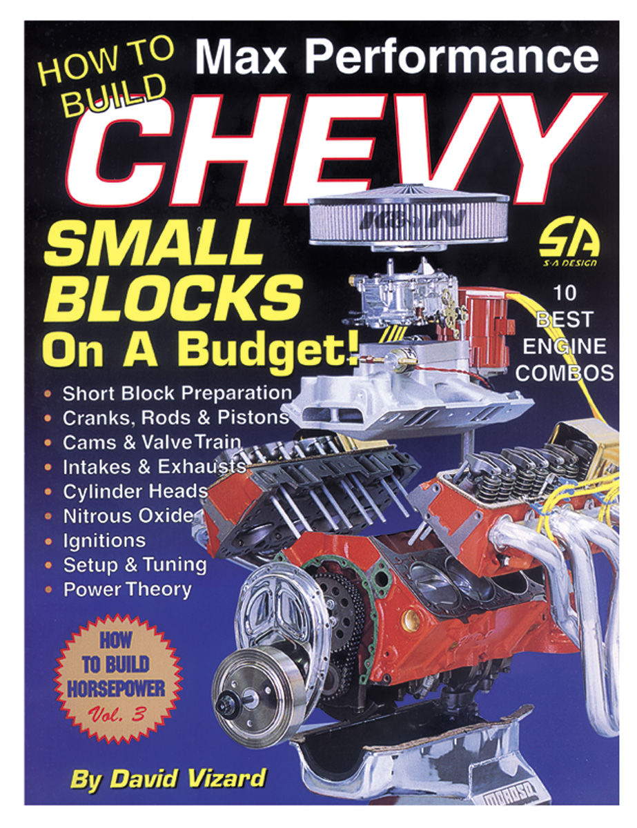 Photo of How To Build Max Performance Chevy Small-Blocks On A Budget