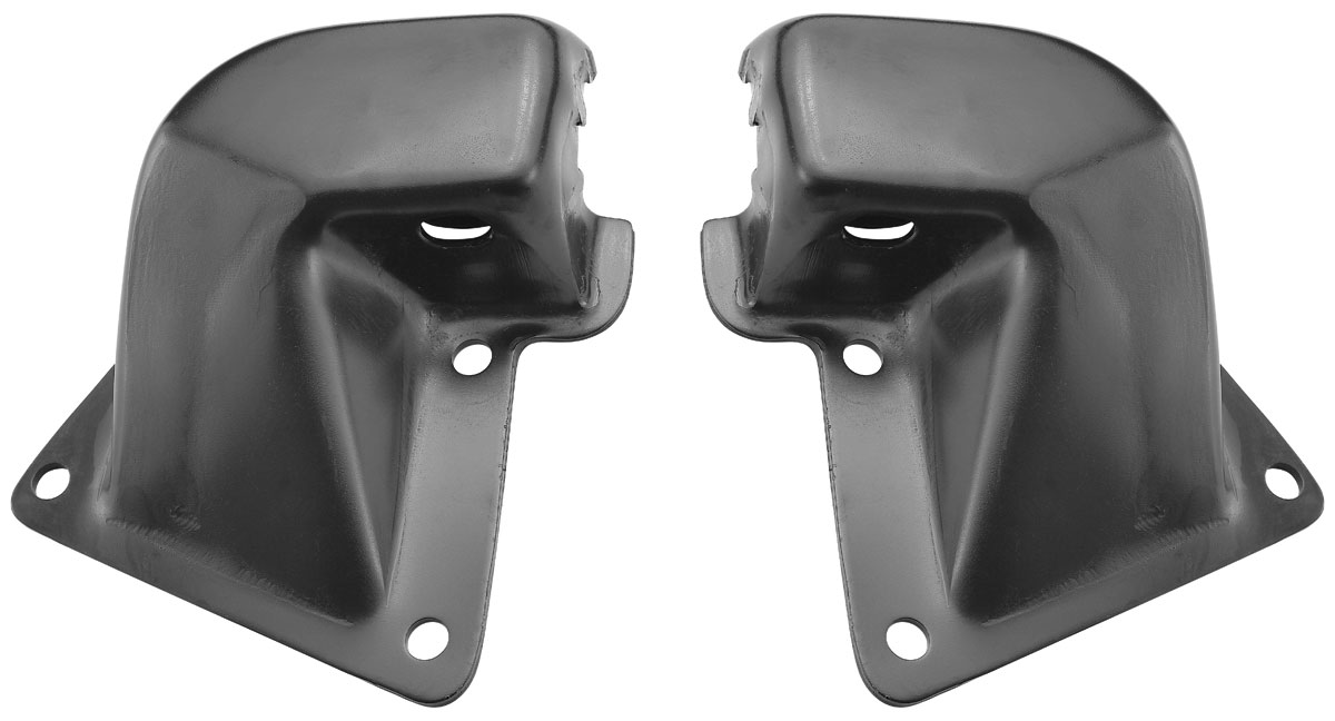 Small Engine Mounting Brackets : Restoparts chevelle engine mounting brackets