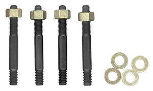 "Carburetor Stud Kit w/1"" Spacer"