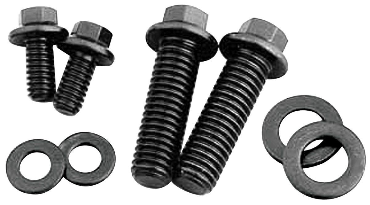 Photo of Fuel Pump Mounting Bolts (Performance) hex head - black