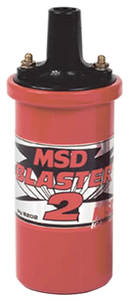 1959-77 Grand Prix Ignition Coil, Blaster Blaster 2, by MSD