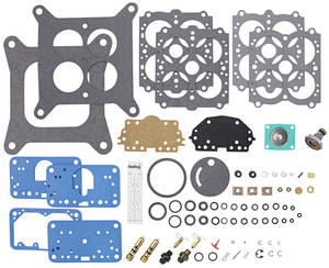 1978-88 Malibu Carburetor Rebuild Kit 1850 Carbs, by Holly