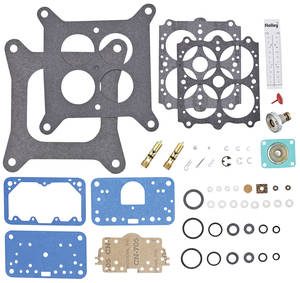 1978-88 El Camino Carburetor Rebuild Kit 3310 Carbs, by Holly