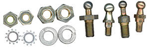 1978-1983 Malibu Carburetor Ball Stud Kit, by Holly