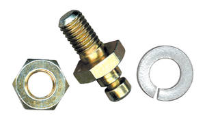 "Carburetor Throttle Stud 7/32"" Short, by Holly"