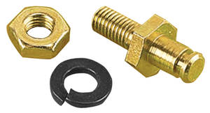 Carburetor Throttle Stud 7/32 Standard, by Holly