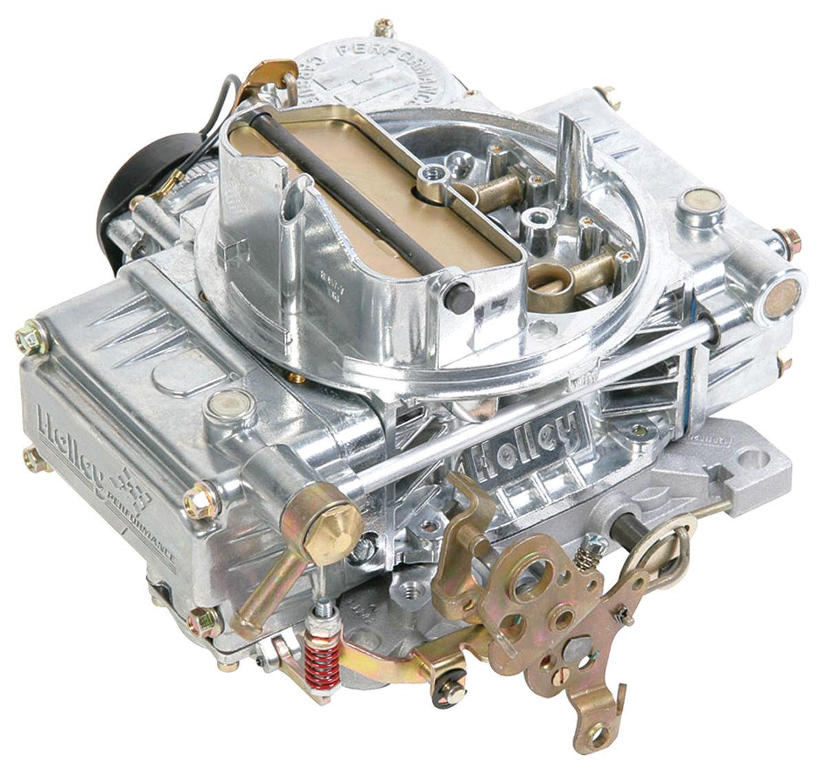 Photo of Carburetor, Vacuum Secondary Electric Choke (600 CFM)