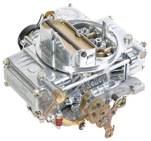 1964-1973 GTO Carburetor, Vacuum Secondary Electric Choke 600 CFM, by Holly