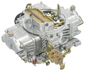 Carburetor, Vacuum Secondary Electric Choke 750 CFM, by Holley