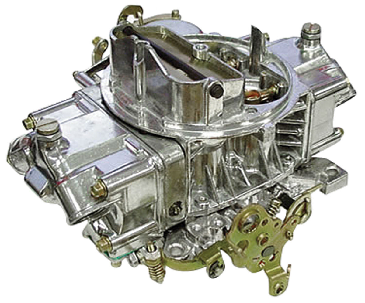 Photo of Carburetor, Vacuum Secondary Manual Choke 750 CFM