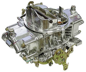 Carburetor, Vacuum Secondary Manual Choke (750 CFM)