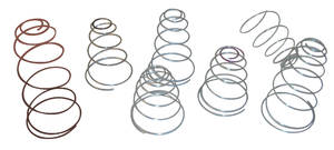 1962-1977 Grand Prix Carburetor Vacuum Secondary Springs, by Holly